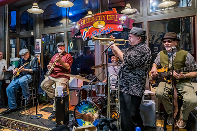 Soulard Blues Band at the Blues City Deli 2018