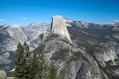 Yosemite Washburn point