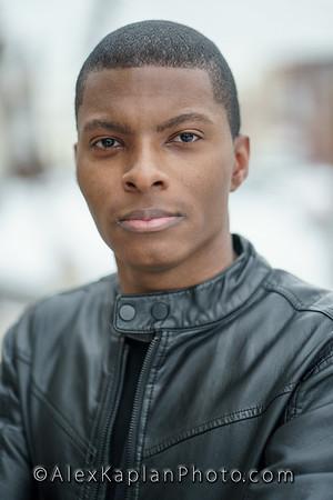 Garfield, New Jersey Actor Headshots Photography