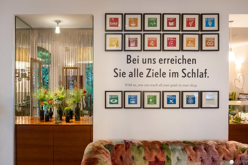 Boutiquehotel Stadthalle - aussergewöhnliches Hotel, fantastisches Konzept und sehr stimmig umgesetzt!
