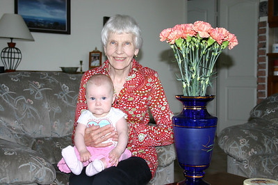 Vanaema Irene sünna 2008