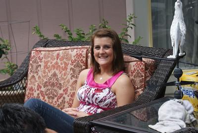 2010 - Brooke's graduation Party