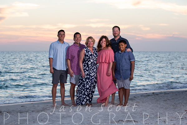 Eckhart family and Friends