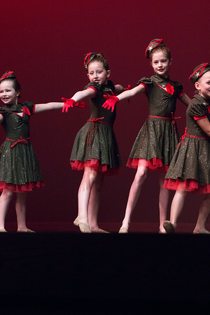 Ballet and Jazz Thursday 6:00