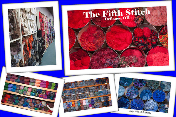 The Fifth Stitch, Defiance, Ohio
