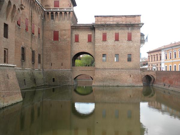 Ferrara, Italy - August 2014