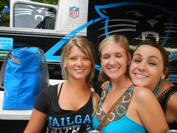 Panthers vs. Dolphins 17 August 2012