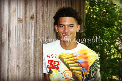 Gage~Class of 2018