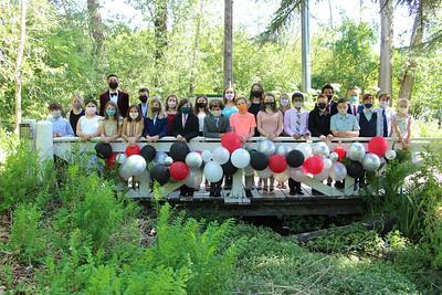 LS 5th Class on Bridge 6-4-21