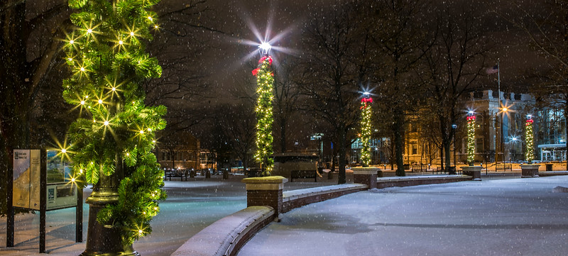 Perry Square Christmas