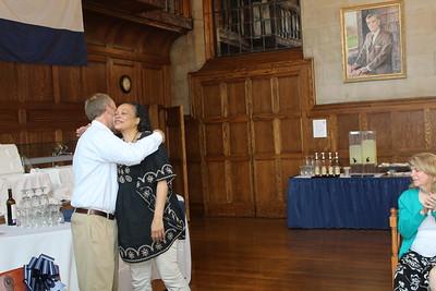 Fac-Staff Milestones & Farewell Luncheon 6.13.17