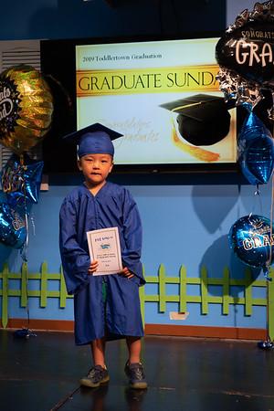 Toddlertown Graduation 2019