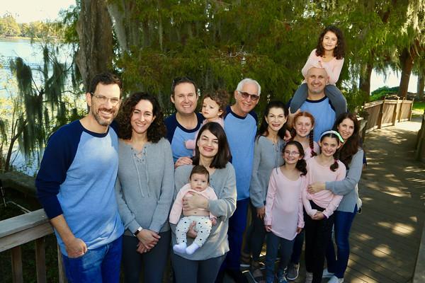 Lefkowitz Family ~2019