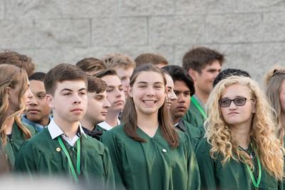 Hannah's 8th Grade Graduation