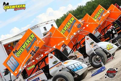 Ohsweken Speedway- July 15th