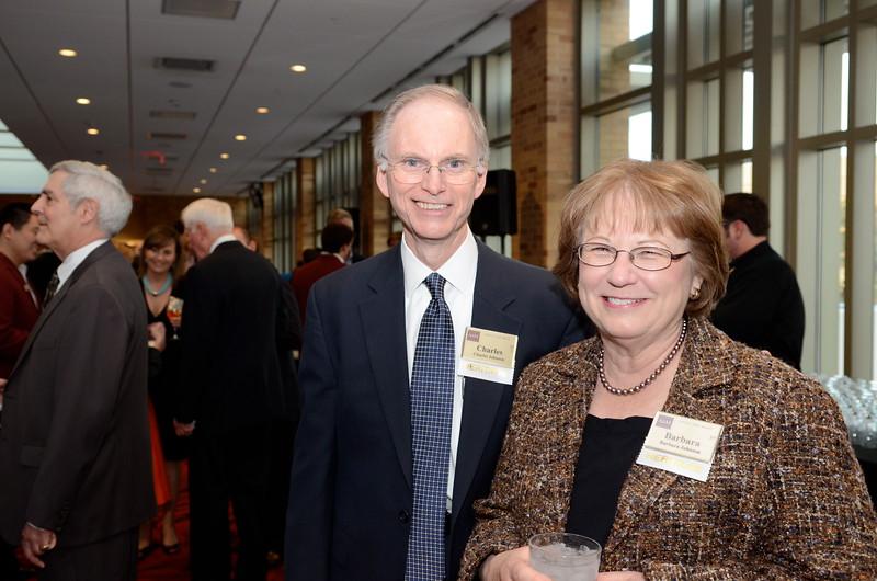 Charles and Barbara Johnson