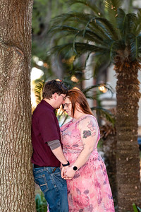 Jennifer & Justin's Engagement Session