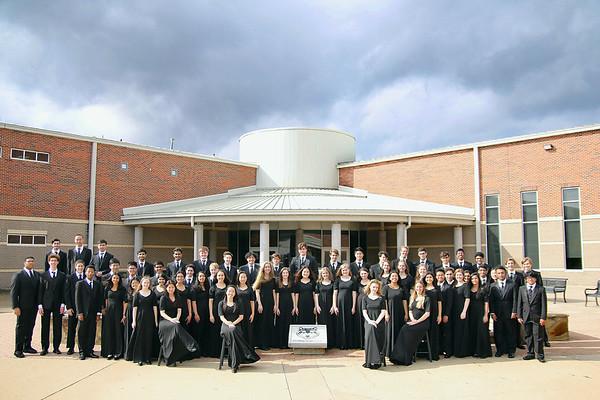PWSH Choir 2019-2020