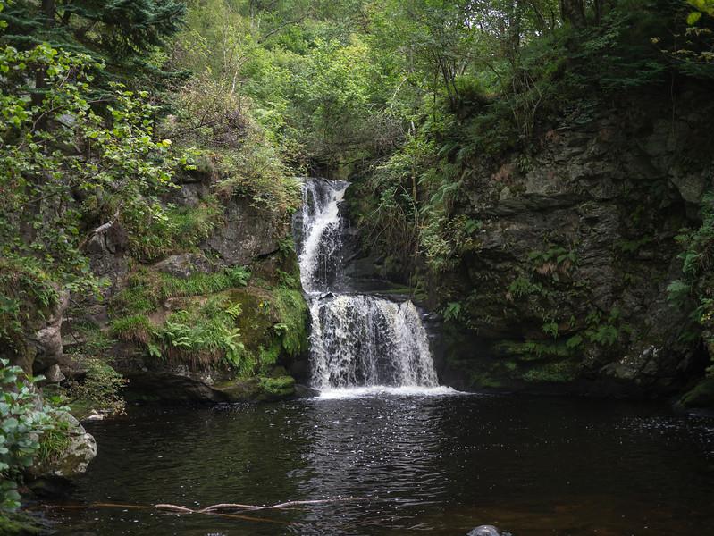 Waterfall at Aberlour