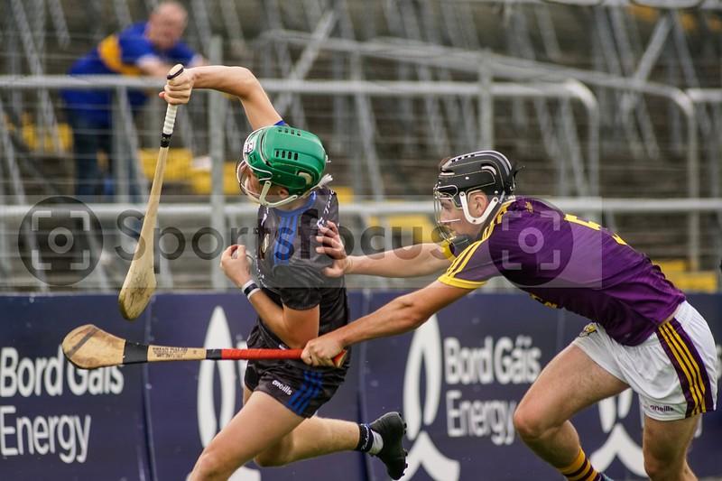 4th August 2019 Bord Gais Energy GAA Hurling All-Ireland U20 Championship Semi-Final Tipperary vs Wexford