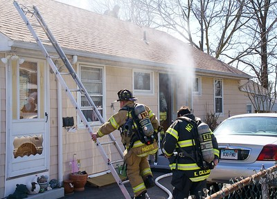 Structure Fire - 43 Judd Ave., New Britain, CT. - 3/30/21