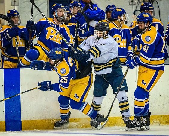 NAVY Men's Ice Hockey vs University of Pittsburgh (10/05/2019)