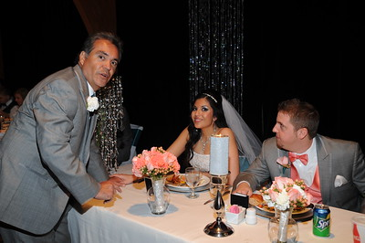 4-20-2013 Val & Lance Wedding Dinner