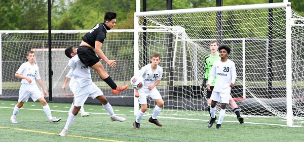 2021-05-07 Stone Bridge @ Potomac Falls JV Boys Soccer