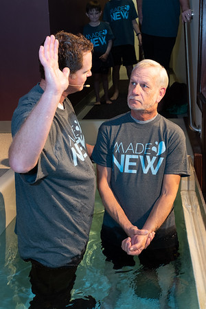 2020 Baptism