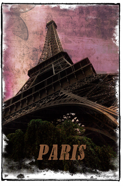 France Photo Art by Ash3