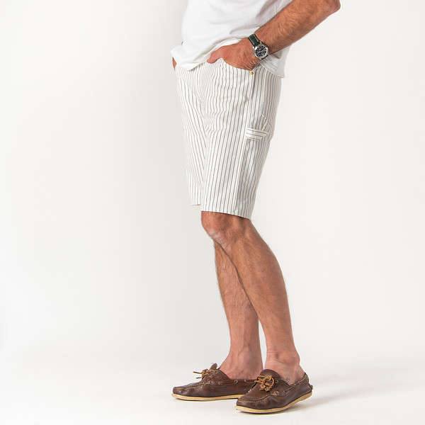 Wabash Painter's Shorts in White--2.jpg