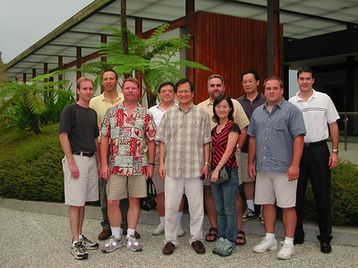 GLT Managers Meeting 2003