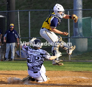 Baseball - Varsity: Dominion  vs. Loudoun County 4/19/2016 (by Scott Shepherd)