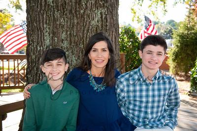 Dunn Family Portraits 2019