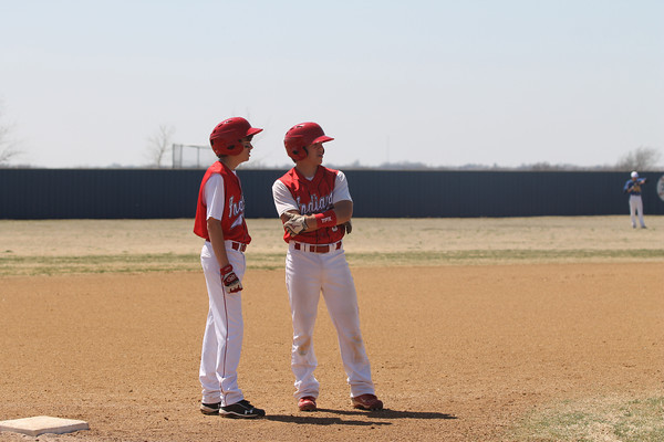 2014 Walters at Comanche baseball