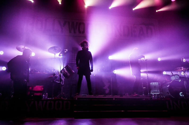 Hollywood Undead @ Metropolis 2015-10-06