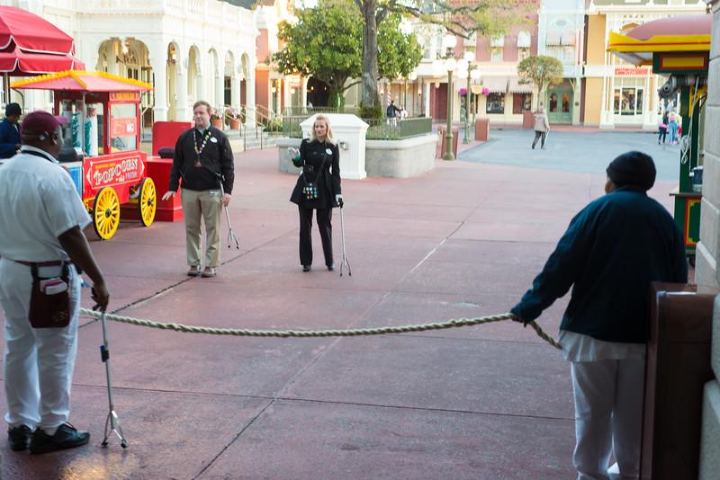 Cowntdown Finished - Magic Kingdom Walt Disney World