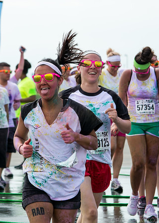Audible.com @ the Color Run