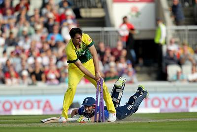 England vs Australia - 3rd ODI 2015