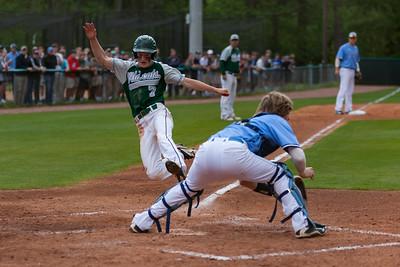 Baseball vs. Lovett April 7, 2016