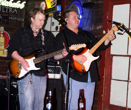 Gus Whitaker Band