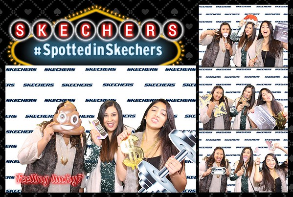 Skechers Grand Opening - Canal Shoppes in the Venetian