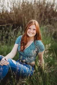 Megan || Senior 2021 || Spring