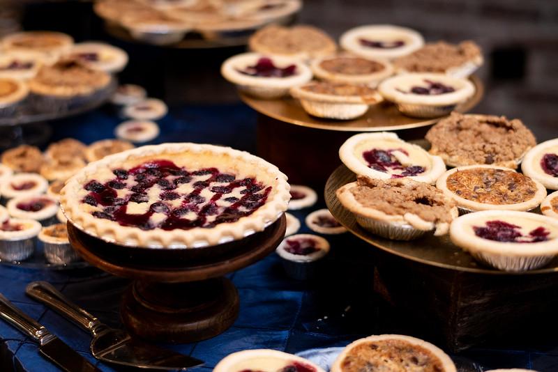 Reception Pies