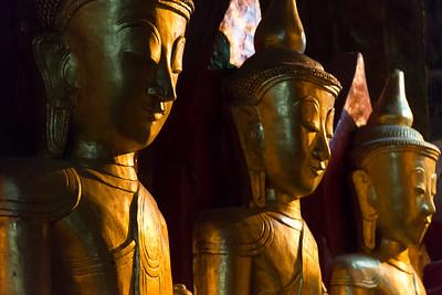 Buddhas of Myanmar