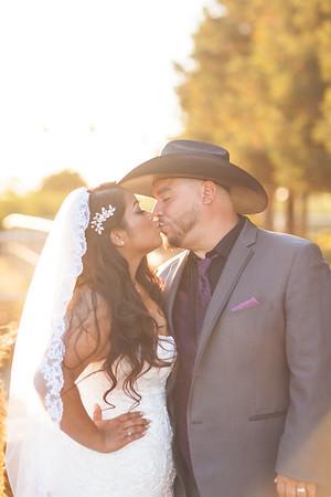 Arthur and Linda Wedding