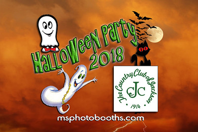 2018-10-30 Country Club of Jackson Halloween