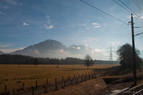 Arlbergline Scenic Rail