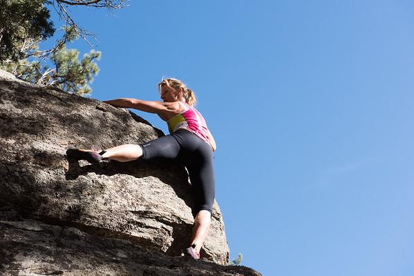 Rock Climbing - PROOFS