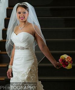 laurens bridal portraits
